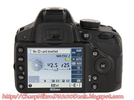 Cheap nikon d3200 best price 2012
