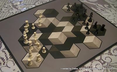 Chess Illusion