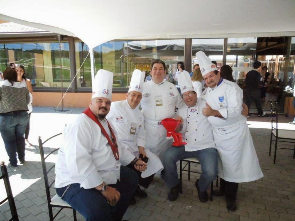 Chefs da FIC - Federazione Italiana Cuochi