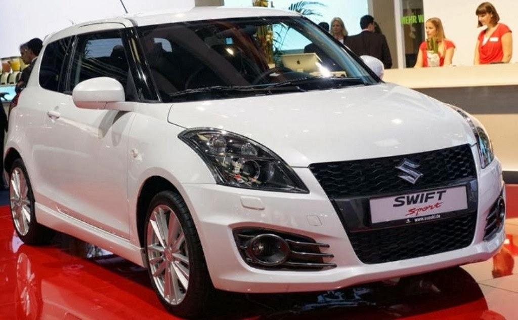 Maruti Suzuki Swift Sport PhotosMaruti Swift White Sport