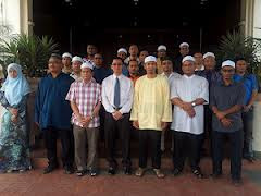 Kursus Rawatan Islam Di Alor Setar, Nov 2011