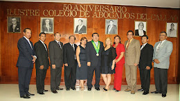 ILUSTRE COLEGIO DE ABOGADOS DEL CALLAO