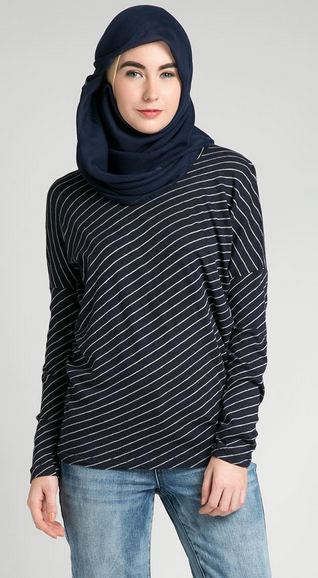 Baju Muslim Casual Model Baru