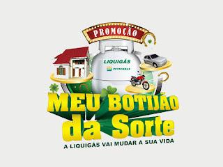 """Promoção """"Meu Botijão da Sorte"""""""