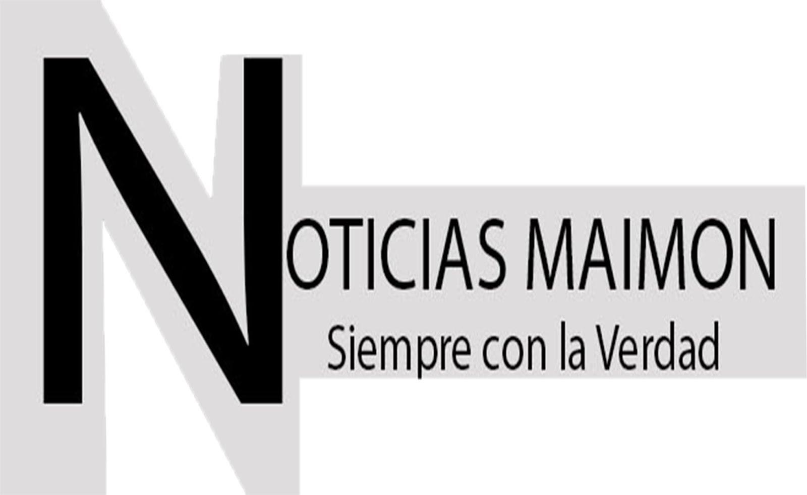 NOTICIAS MAIMÓN
