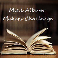 Mini Album Monthly Challenge