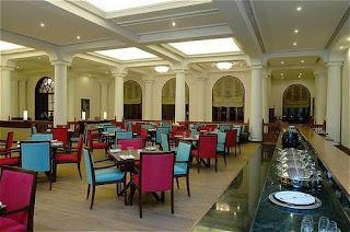 Taj Hotel - Lucknow