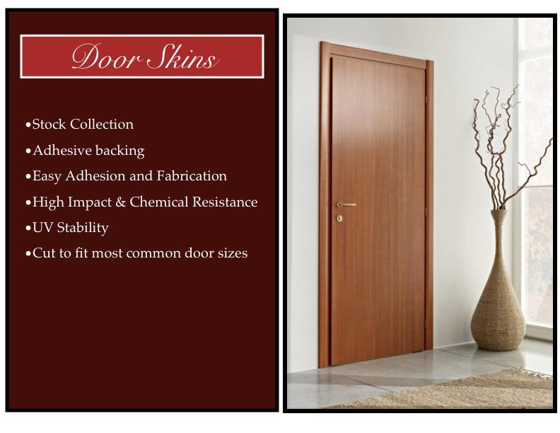 Natural Wood Door Skins Interior Door Skins