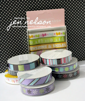 American Crafts Ribbon Candy