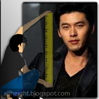 What is Hyun Bin's height?