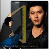Hyun Bin Height - How Tall