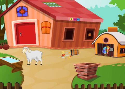 5nGames Turkey Poultry Farm Escape Walkthrough