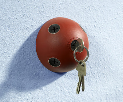 Most Creative Key Holders and Cool Keyrack Designs (15) 14