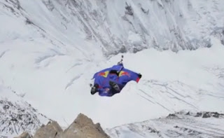 salto mas alto del mundo everest 2013
