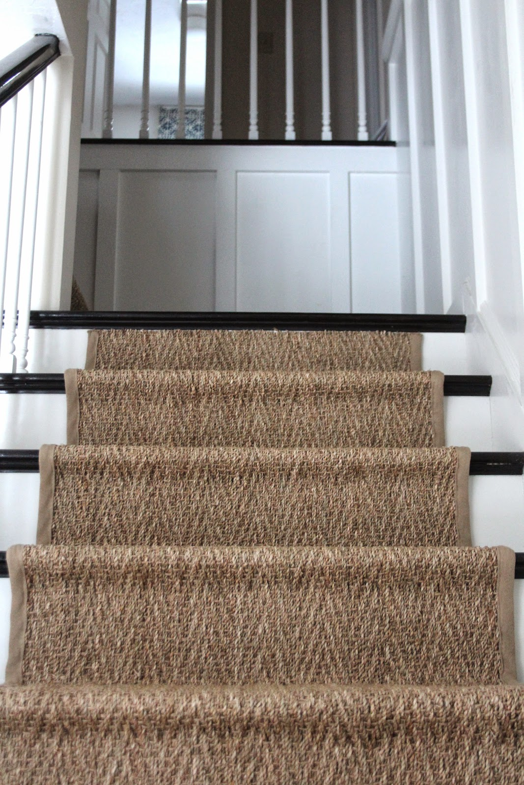 Shine Your Light: How Our Natural Fiber Stair Runner Has Held Up