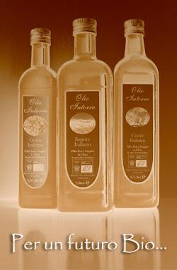 Olio Intorre extra vergine d'oliva