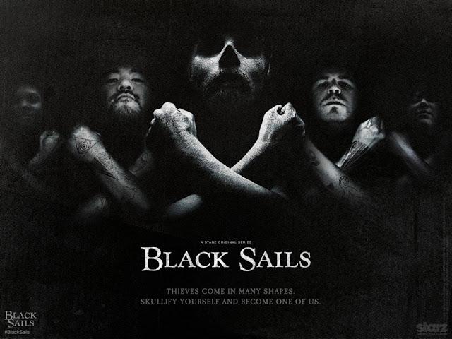 5 Séries Baseadas em Livros para Você Assistir - Black Sails