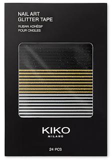 Nail Art Glitter Tape - Kiko Cosmetics