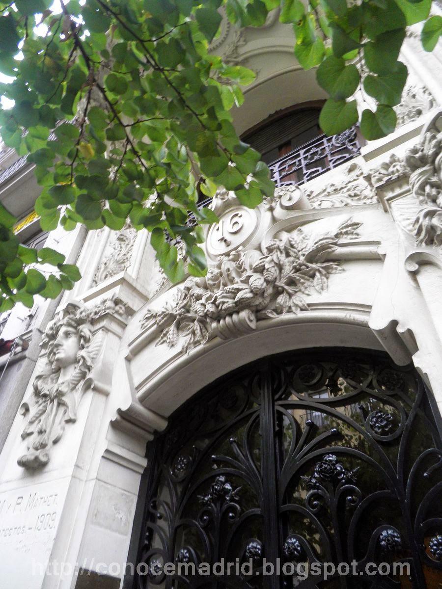 Conocer Madrid Edificios En La Calle Mayor