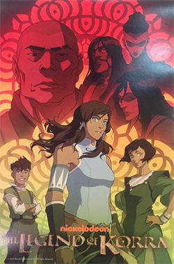 Avatar: La Leyenda de Korra Temporada 3 Audio Español