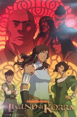 Avatar: La Leyenda de Korra Temporada 3 Audio Latino
