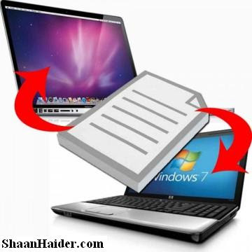 HOW TO : Setup File Sharing Between Mac and Windows 7