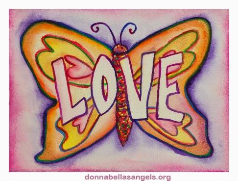 http://www.donnabellasangels.org/art/butterfly_word/love_butterfly.html