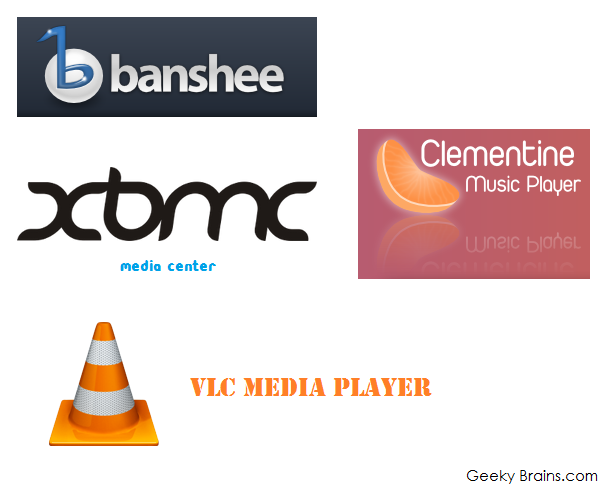 best media players for free