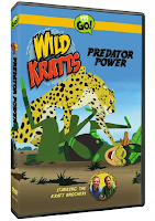 Kratt Brothers Predator Power DVD