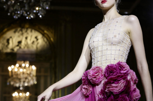 Couture Fall 2015 Paris