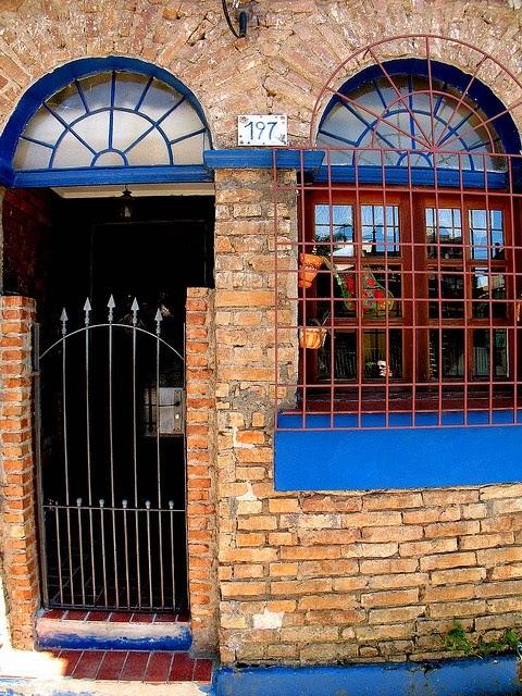 Casa de tijolos antiga Porto Alegre