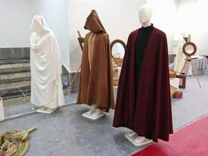 ملابس رجالية تقليدية جزائرية