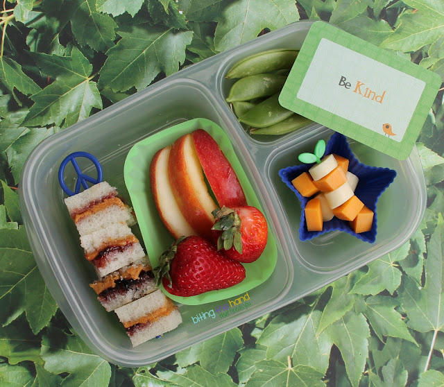 peace bento school work preschool easy healthy fast quick easylunchboxes