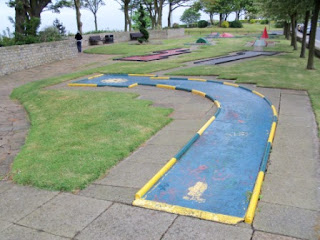 Terry's Traditional Crazy Golf and Putting in Cleethorpes, Lincolnshire