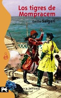 Los Tigres de Mompracem - Emilio Salgari