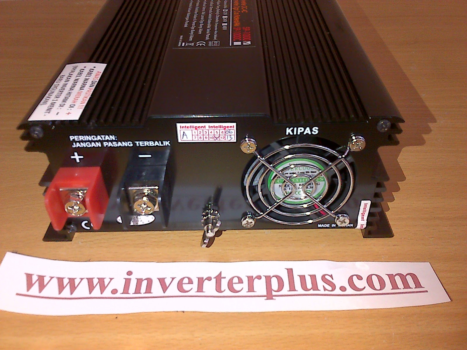 Inverter Intelligent SP600C 12V