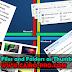 View files and folders as thumbnails Batch تطبيق طريقة عرض المجلدات على فولدرات الويندوز بضغطه واحده