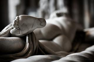 Hermafrodito adormecido