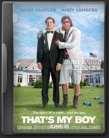 That's My Boy (BRRip Inglés Subitulado) (2012)