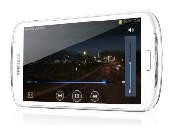 Harga dan Spesifikasi Samsung Galaxy Player 5.8