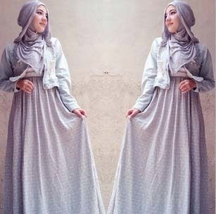 Hijab Longdress Roothijab