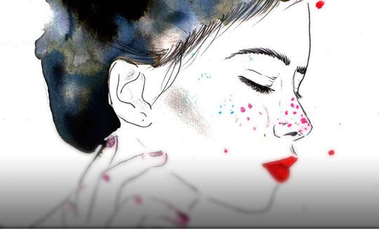 Ilustración, Dual de Paula Molina