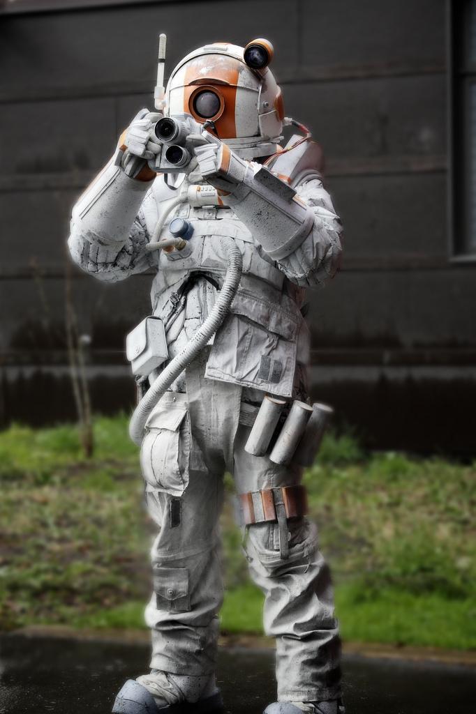 Astronaut Build New Vegas