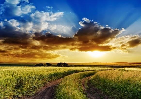 hermoso paisaje inspirador