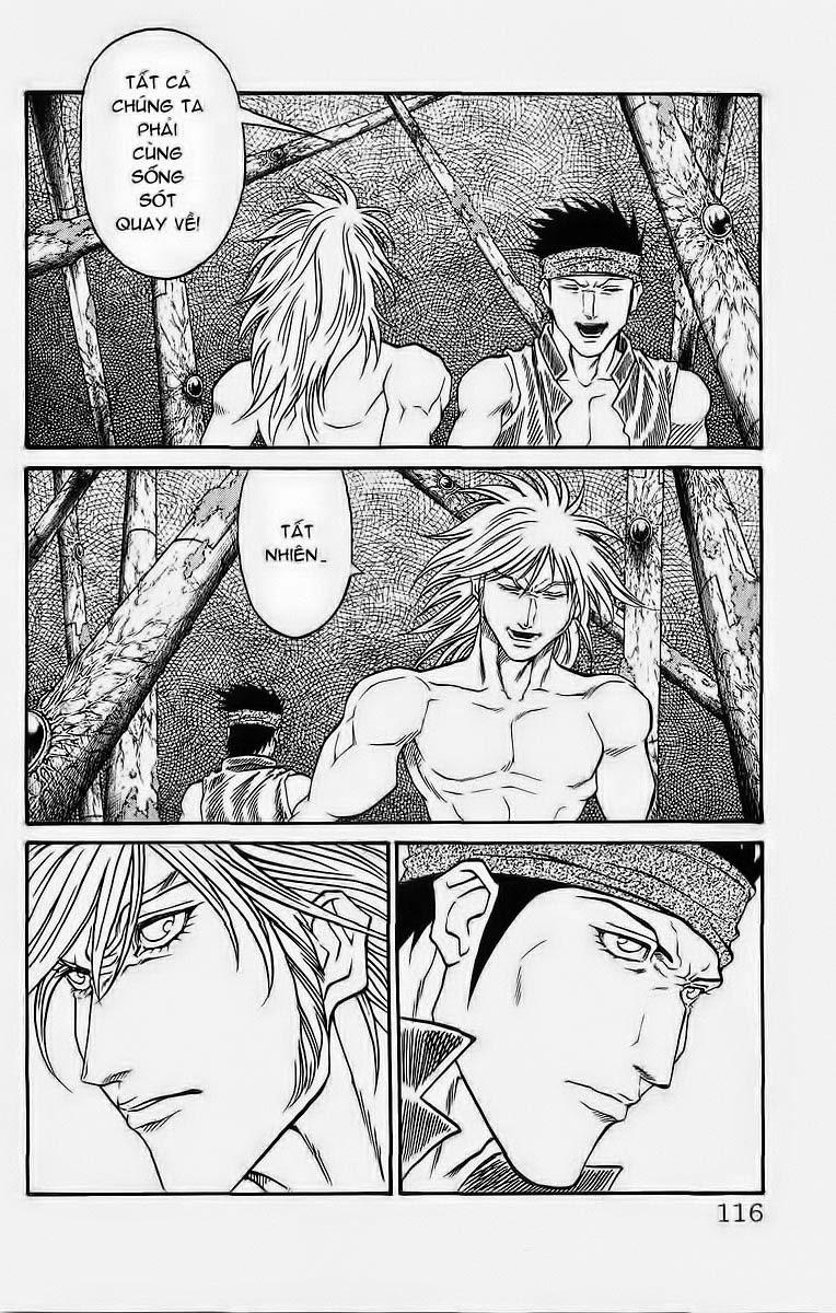 Vua Trên Biển – Coco Full Ahead chap 246 Trang 11 - Mangak.info