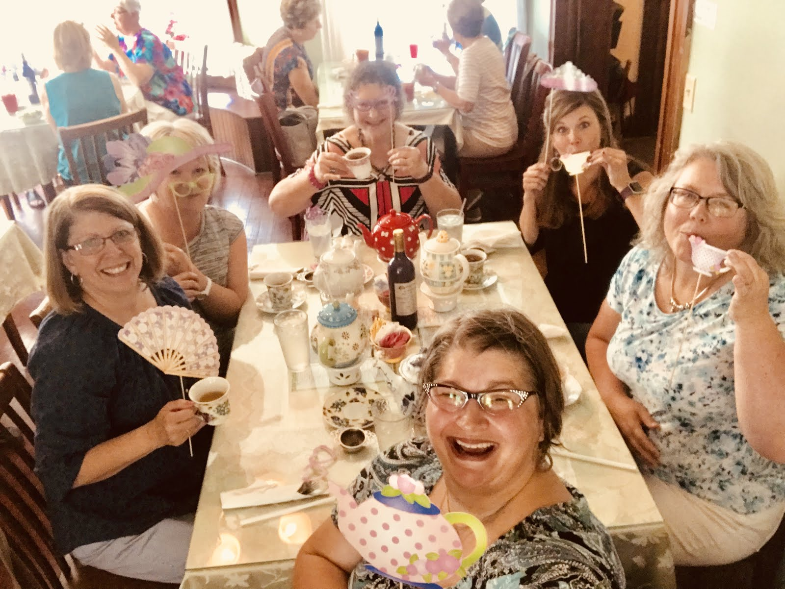 2018 Dragonfly Tea Room, Canal Fulton