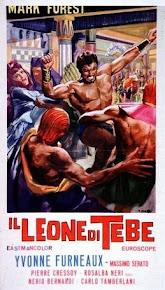El león de Tebas (1964) Descargar y ver Online Gratis