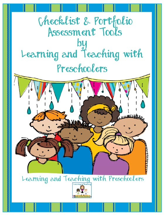 Learning and Teaching With Preschoolers: Checklist and Portfolio ...