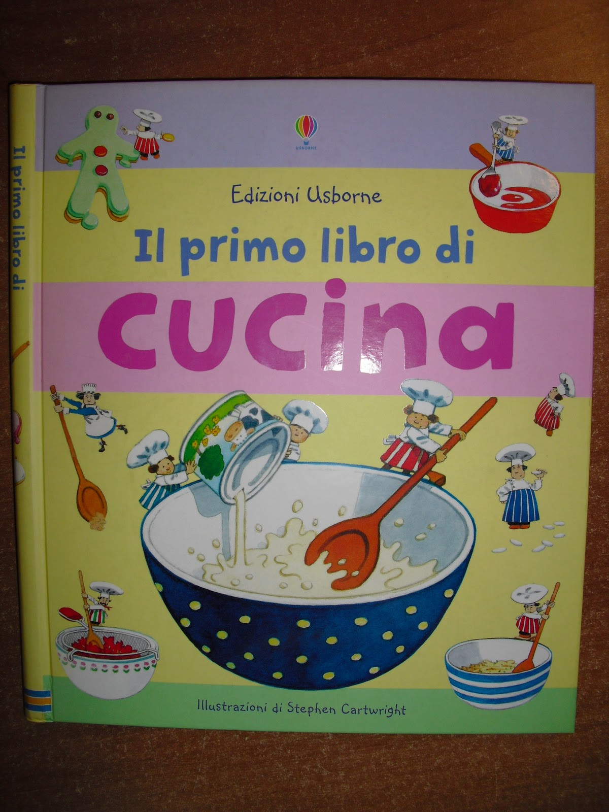 Creativa per gioco e per passione il mio primo libro di cucina - Il libro di cucina hoepli pdf ...