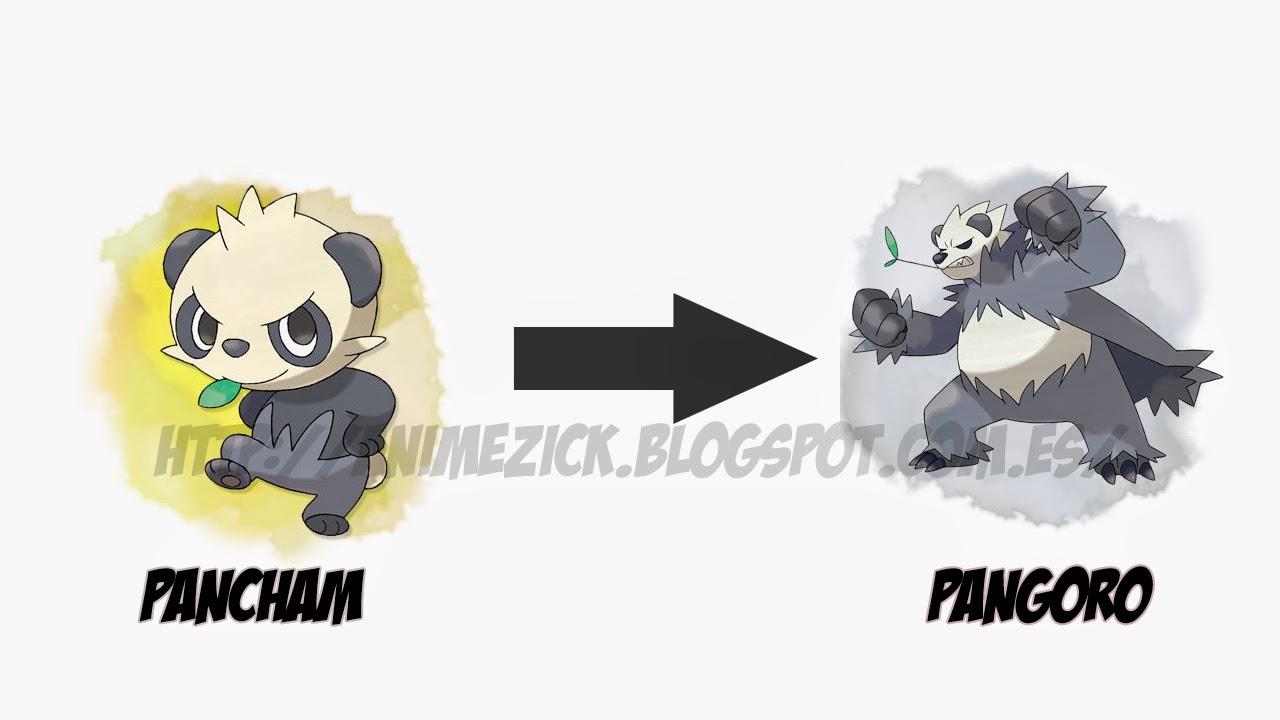 Pancham Pokemon